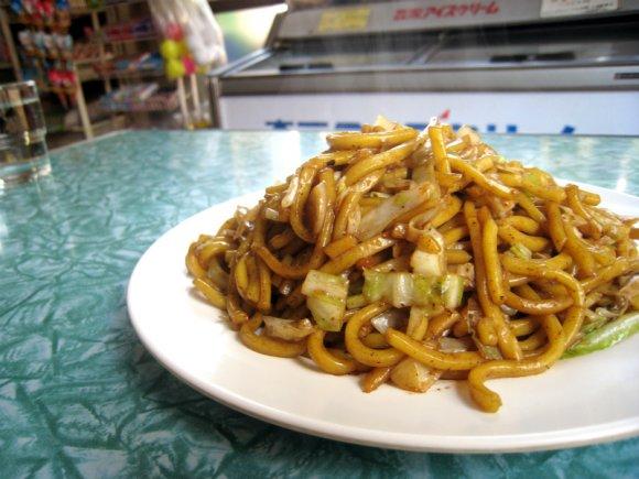太い・安い・美味いの三拍子! 小江戸・川越の太麺焼きそば