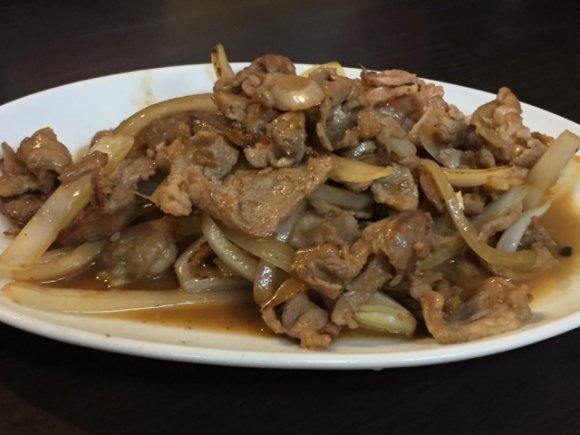 有名中華料理店の激旨ジンギスカン!餃子人気店の隠れたおすすめメニュー