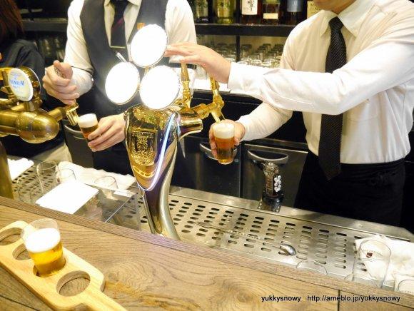 【東京駅近】心が震えるほどに旨いこだわりのビールを朝から!