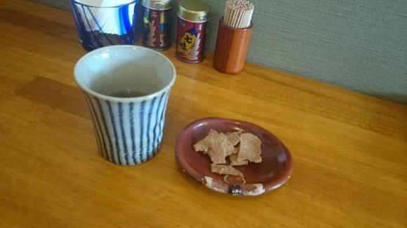 食べ歩き歴35年の食通が大絶賛する一品!焼き目がついた「蕎麦がき」