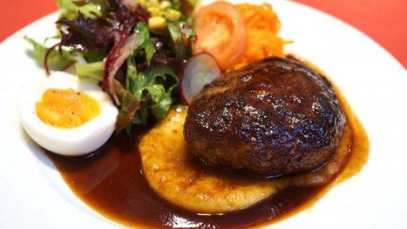 肉汁あふれ出すハンバーグが食べたい!東京で食べたいハンバーグ10選