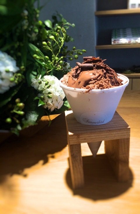 贅沢なのに軽やか!2016年最旬かき氷を表参道のチョコレート専門店で