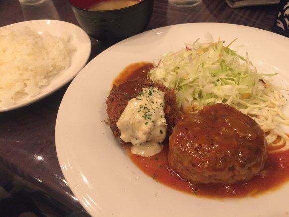 【大阪駅近】フレンチシェフが作るお手頃価格の絶品洋食ランチ