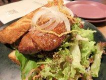 東京タワーの必食グルメ!こだわり絶品グリルドトーストサンド