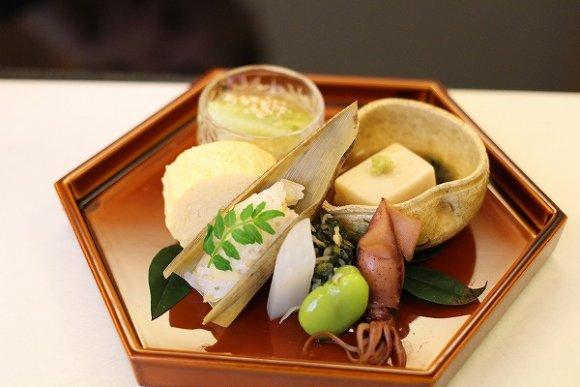 平日限定1500円でミニ懐石ランチ!恵比寿で京の素材に舌鼓