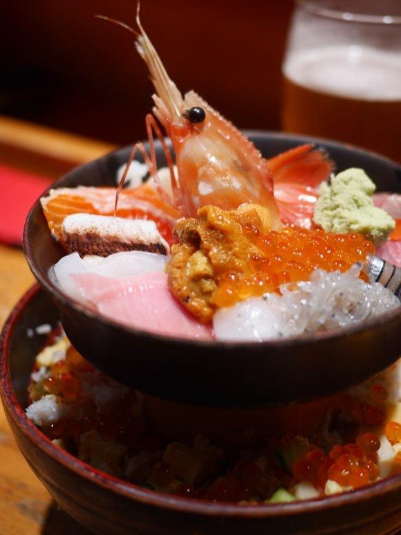 心ゆくまで海鮮を!新鮮な海鮮丼が思う存分堪能できる店7記事