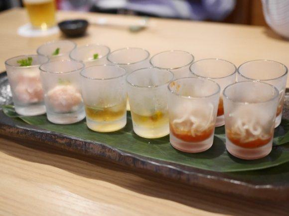 絶品の嵐!食べきれない程の量と粋な演出に驚く、小料理屋の和食コース