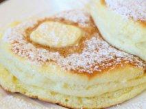 ずっと食べていたくなるほど魅力的!至極のふわふわスフレパンケーキ