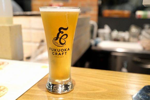 自家醸造のビールとメキシカンBBQが美味しい天神のおススメ店