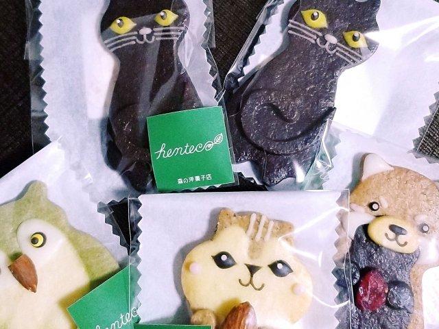 オーダーメイドパンケーキに動物クッキー!一度は食べたい個性派スイーツ