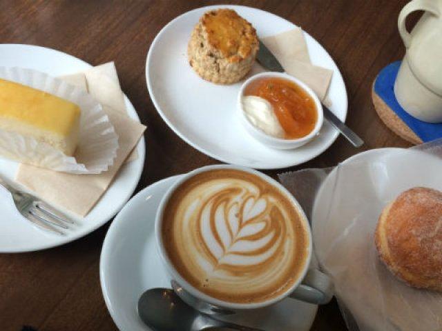 スイーツ好きが注目!できたてスイーツと美味しいコーヒーが楽しめるお店