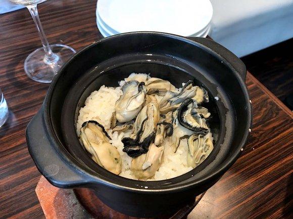 牡蠣が一番美味いのは今!多彩な料理とワインを東京ガーデンテラスで
