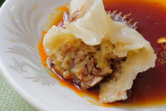 どこを食べても独特のチャーシューテイストが味わえる絶品チャーハン!