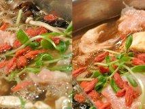【六本木】女性にも大人気!二色スープの薬膳台湾茶鍋ランチ