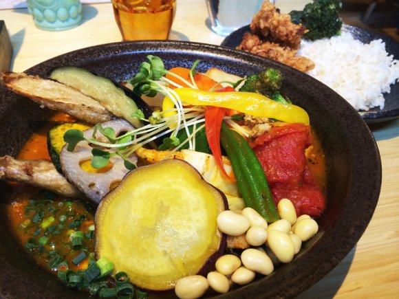 本場・北海道の味を堪能!東京で味わえる「スープカレー」の名店4選