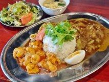 国籍不明の美味しさ!カレーマニア達もこぞって食べに来る中華屋のカレー