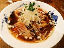 【11月限定】麺屋武蔵は「玉露」も「サメ」もラーメンにする
