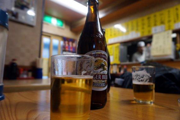 おかずを肴に瓶ビールで乾杯!都内で食堂飲みにおすすめの5軒