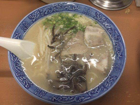 知られざる九州のご当地豚骨!長崎県「佐世保豚骨」のおススメ店5軒!