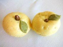 こんなに可愛くて味も極上!穴場パン屋さんの柚子クリームパン