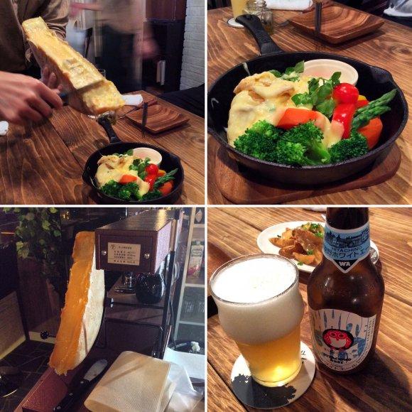 ビールの種類豊富な飲み放題も!フォアグラ寿司やがっつり肉を味わえる店