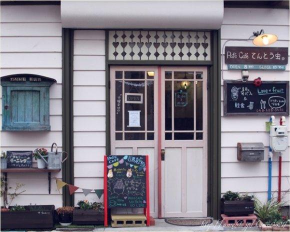 さいたま市のパフェ専門カフェで季節限定のいちご山盛りパフェ