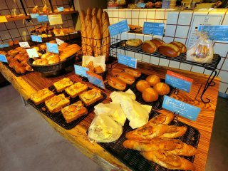 毎日通いたい!人気レストランが作る「こだわりのパン」が揃うパン屋さん