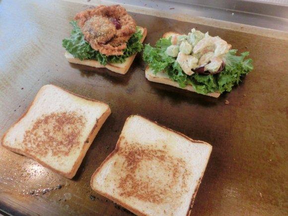 おすすめメニュー大公開!今話題の「トーストサンドイッチバンブー」