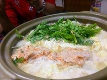 この冬絶対食べたい!濃厚あん肝スープが絶品の極上あんこう鍋