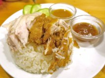 プリプリの茹で鶏がウマイ!どんな時でも恋しくなるカオマンガイ専門店