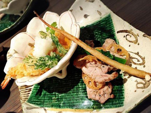 奇想天外な料理にワクワクがとまらない!食通を唸らす高コスパ和食ランチ