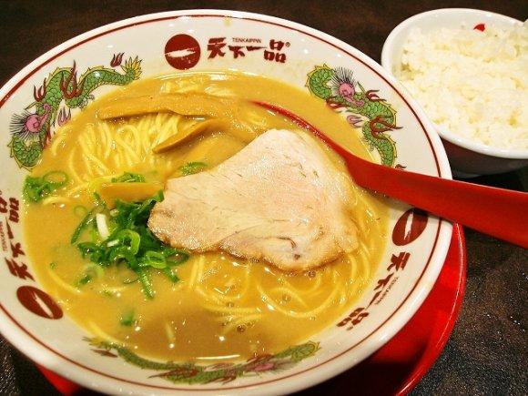 天一祭り開催!個性それぞれ、東京のおすすめ天下一品6店舗
