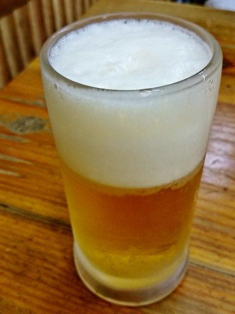ビール一杯190円!安いくて旨い肴が豊富な立飲み屋@東大阪