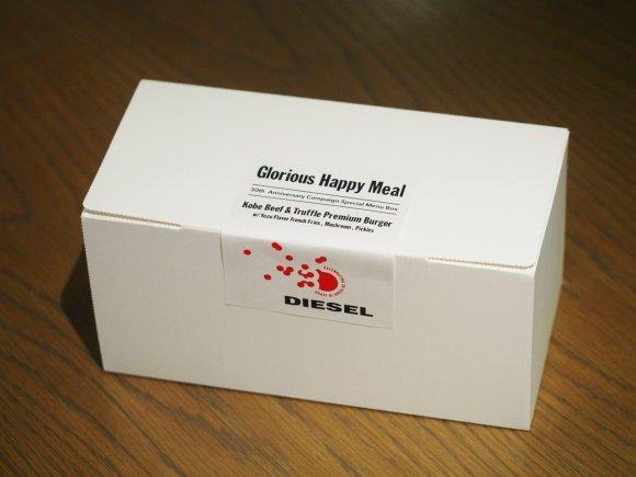 DIESEL日本上陸30周年!贅沢な創作パフェ・ハンバーガーは必食