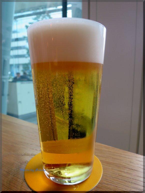 【虎ノ門ヒルズ】ビール&ハンバーガーが美味しい!:BeBu