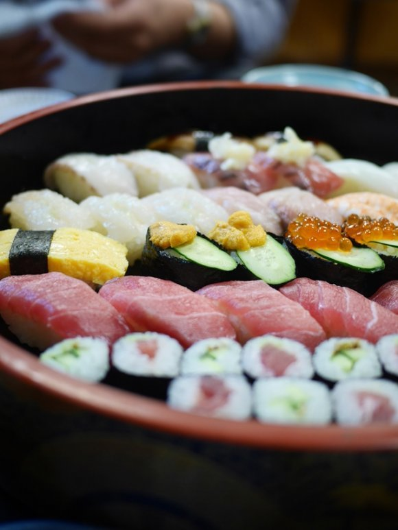 東京でお寿司!名店のランチに安さ最強のコスパ店などおすすめの寿司店