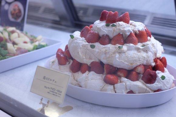 いよいよ旬のシーズン到来!注目のイチゴ商品を『新宿高野』でチェック