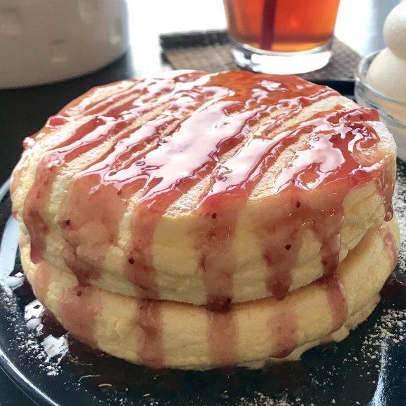 何度も訪問したくなる!お値段もお手頃なふわふわパンケーキが美味しい店