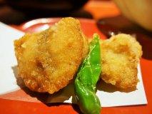 食べなきゃ損!河豚の唐揚と鯛茶漬が付いて千円の驚愕ランチ!