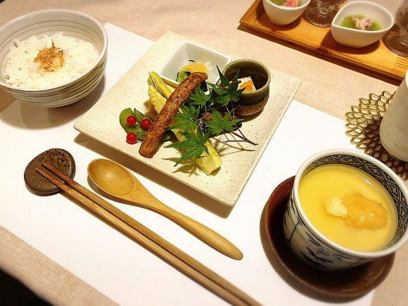 五感が刺激される料理ばかり!本物の和食が手軽に楽しめる懐石ランチ