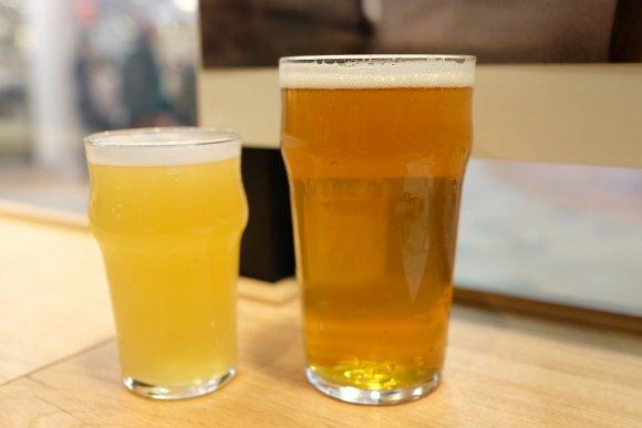 サク飲みにも!品川駅ナカで樽生クラフトビールがリーズナブルに飲める店