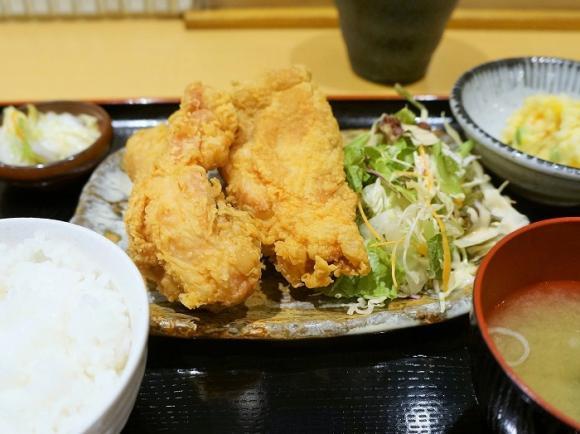 肉汁じゅわ!福知山の名店「鳥名子」の絶品から揚げを恵比寿で