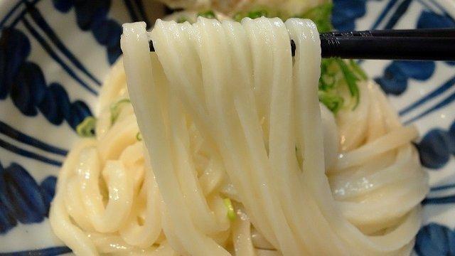 抜群のノビとコシ!しなやかで透明感ある讃岐うどんを大阪で