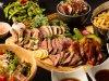 ダチョウ肉に牛肉…5種のお肉がてんこ盛り!お得すぎるジビエ肉食べ放題