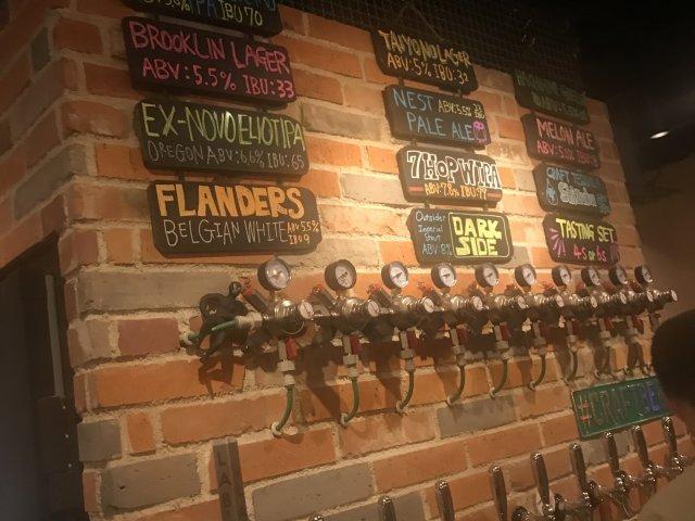 この夏はメキシコ料理でビール!人気店が手掛けるクラフトビアバーが誕生
