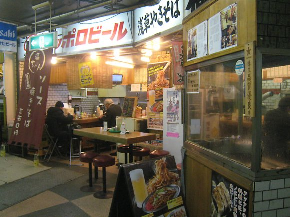 浅草でソース焼きそばのルーツを辿る 昔ながらの名店 6選