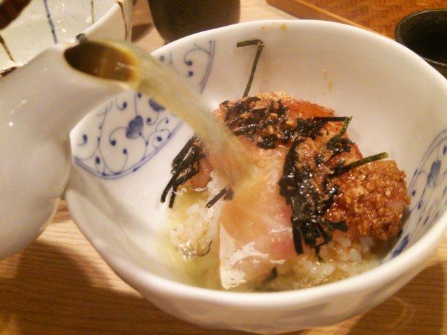 〆に絶品鯛茶漬け!お酒が進みすぎる蒲田「魚菜屋 なかむら」
