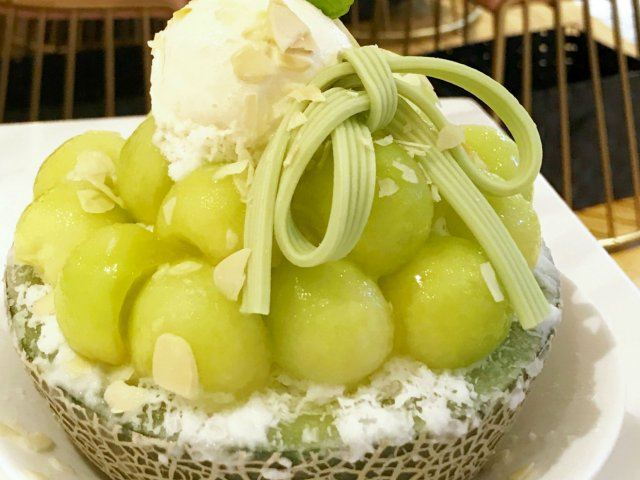 韓国の人気カフェが日本初上陸!マニア注目の韓国のかき氷・ピンス専門店