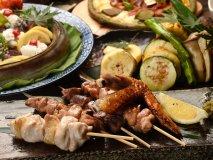 鱧料理に抹茶ピザ、京地鶏も!京都の美味しいが詰まった隠れ家のような店