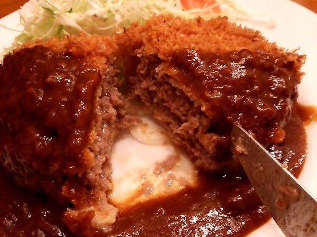 肉汁溢れるメニューがずらり!出来たて洋食食べ放題の下町食堂